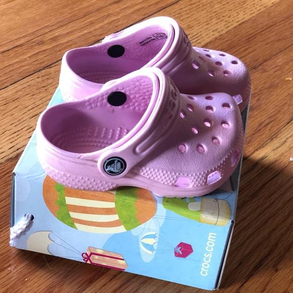 CROCS Shoes   Crocs Littles Pink Size